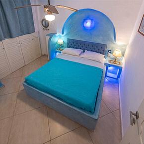 Comfortable apartments in Milos